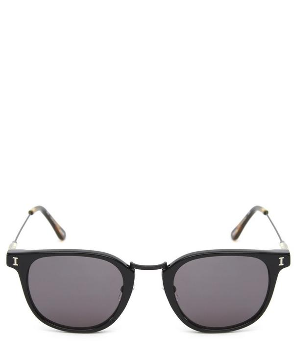 Tribeca II Polished Sunglasses