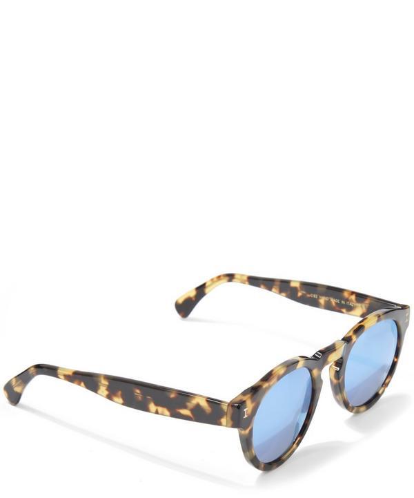Leonard Tortoise Mirror Sunglasses