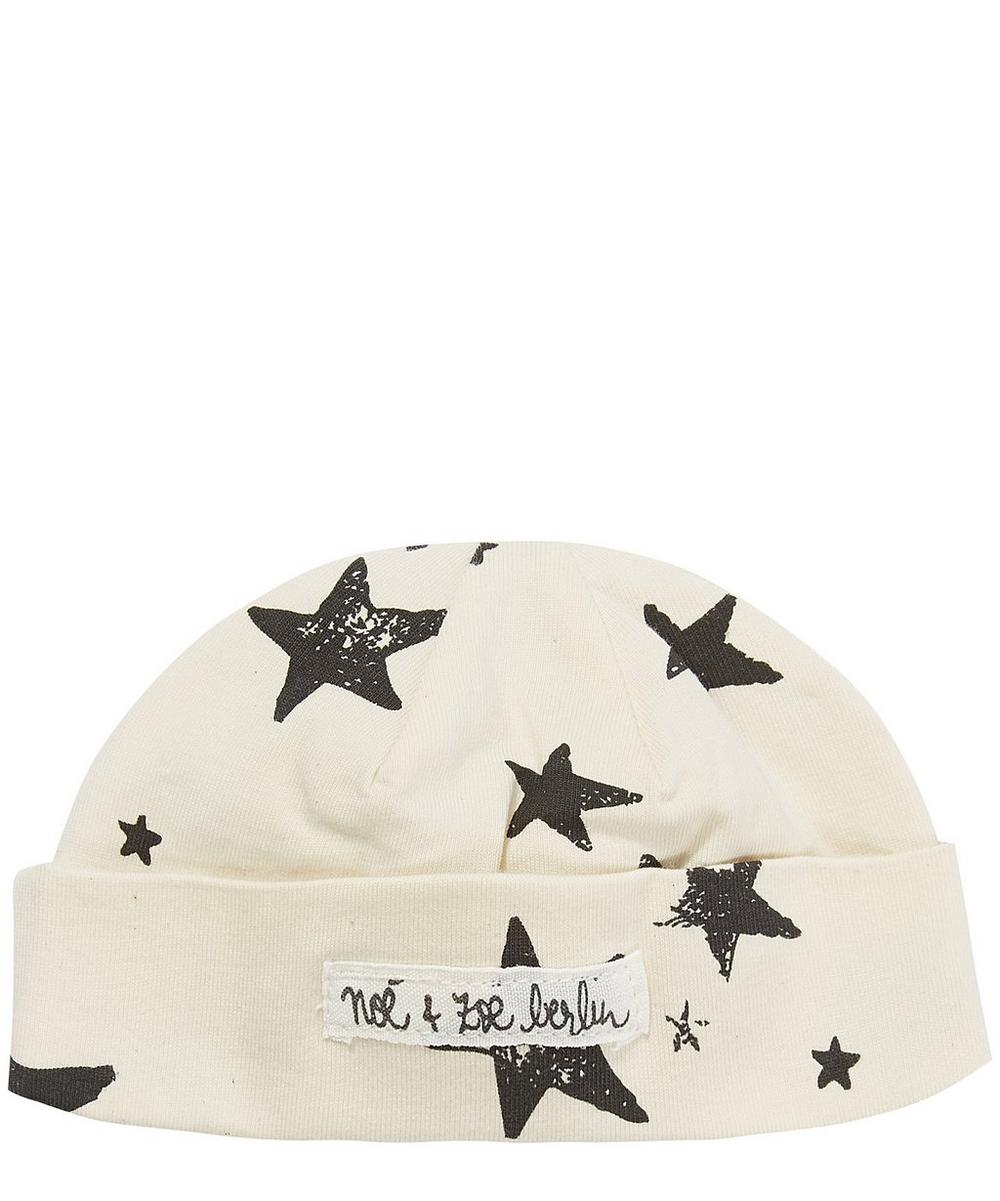 Star Print Baby Beanie