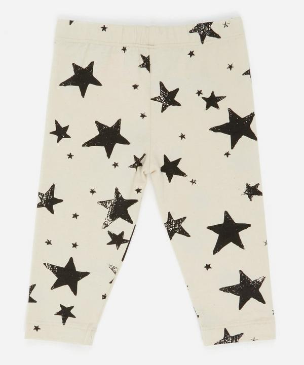 Star Print Leggings