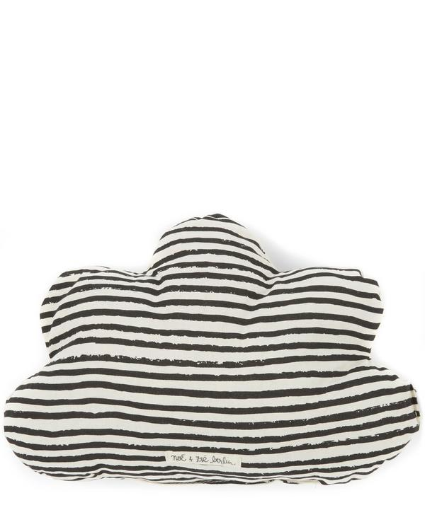 Little Cloud Striped Pillow