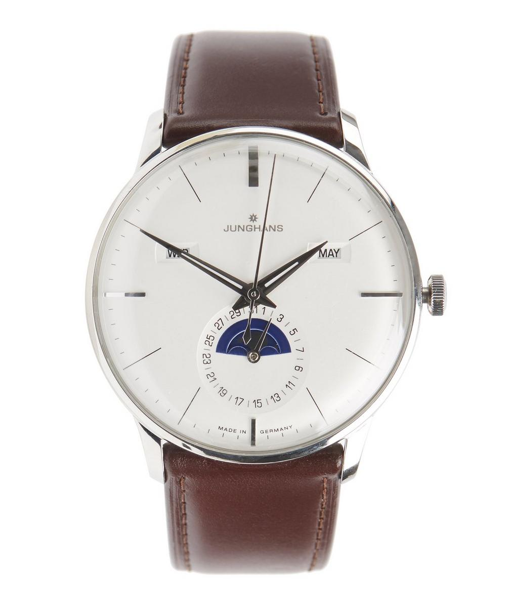 Meister Calendar Leather Watch