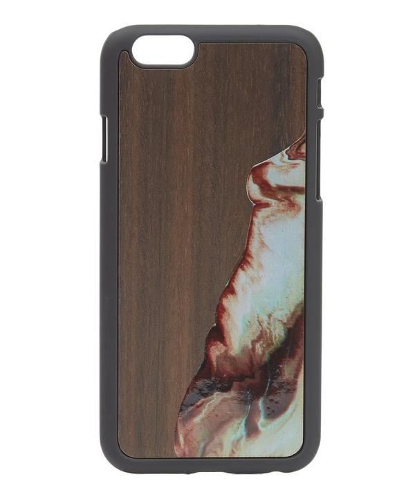 Fuscus Marble Click-On iPhone 6 Case