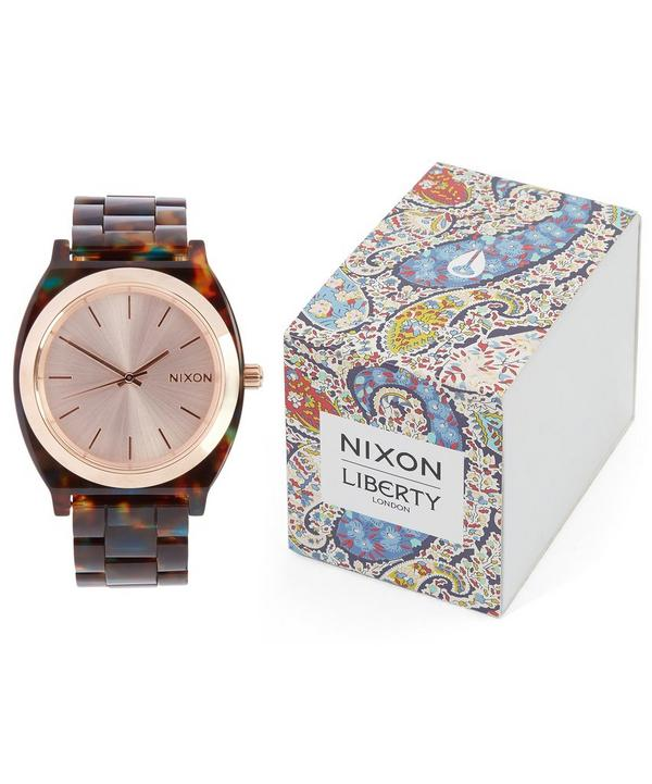 Burton Acetate Time Teller Watch