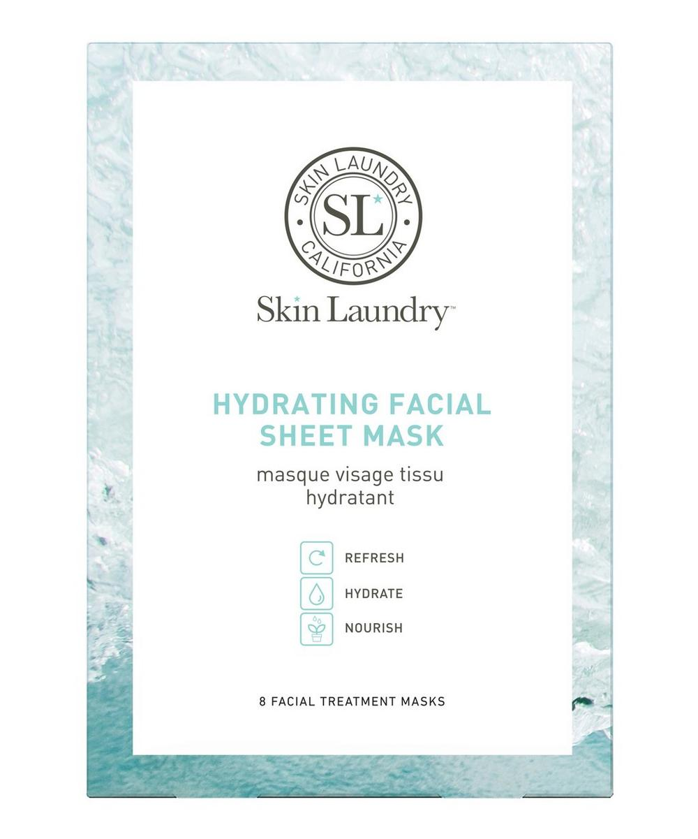 Hydrating Radiance Facial Treatment Mask Box of Five