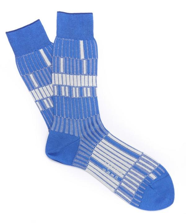 Electro Ribbed Socks