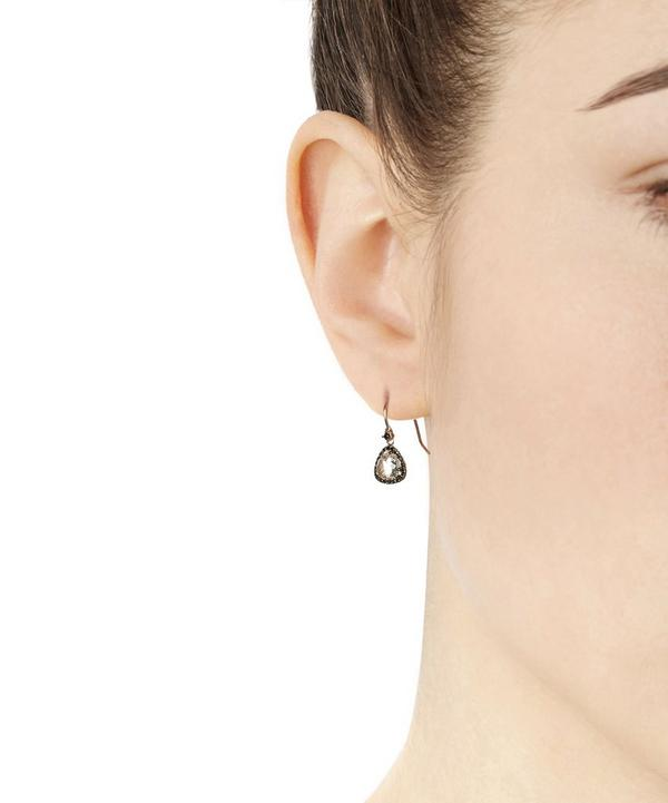 Rose Gold Dangle Earring
