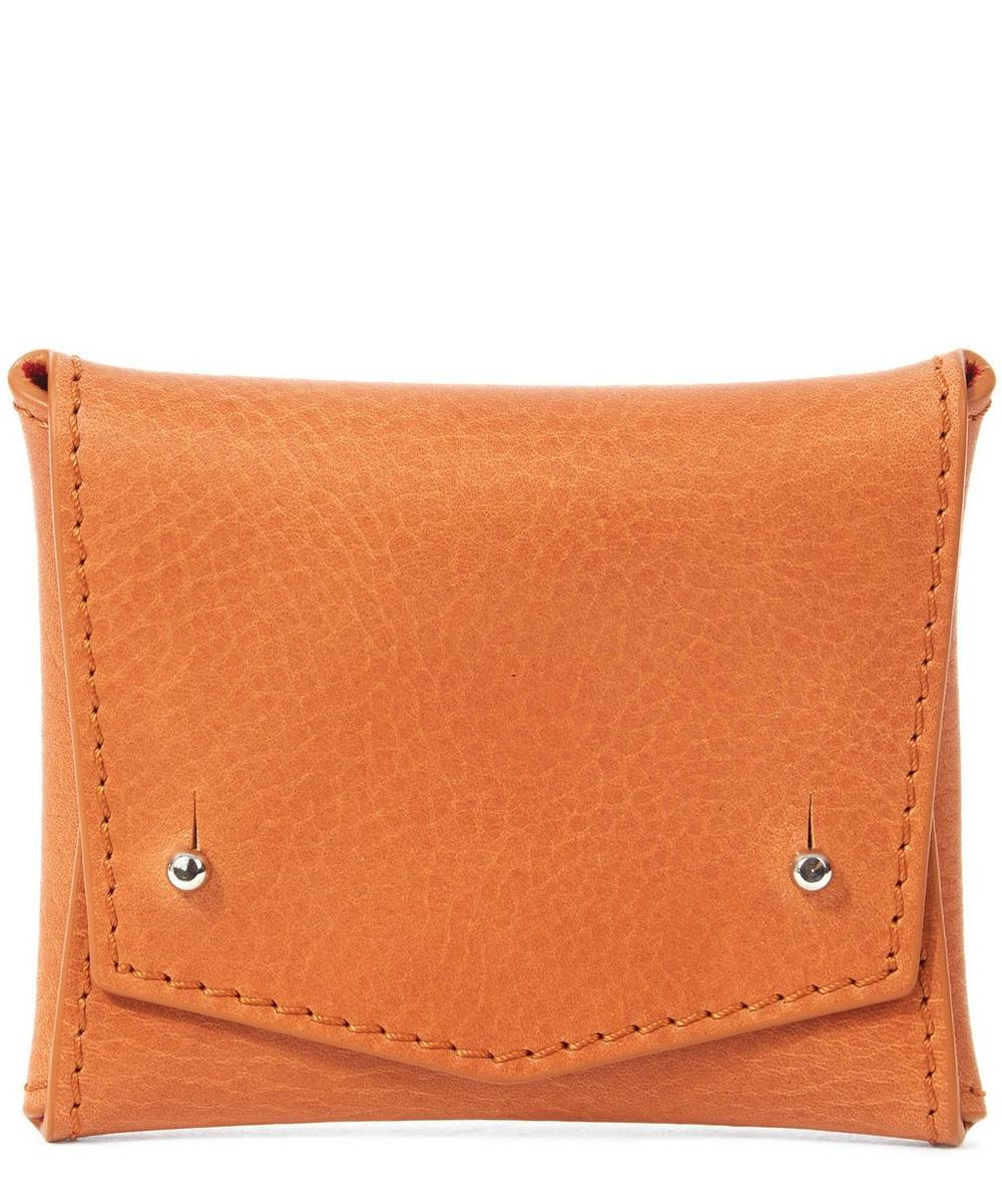 Saville Square Leather Wallet