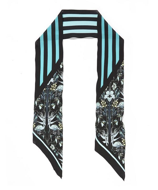 Liberty Exclusive Tropicalia Printed Scarf