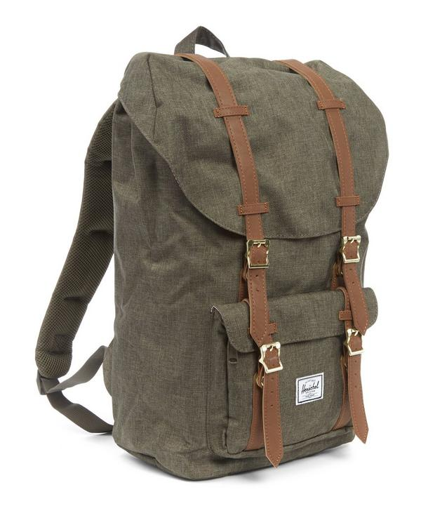 Little America Strap Backpack