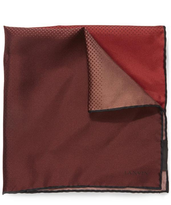 Four Colour Pocket Square