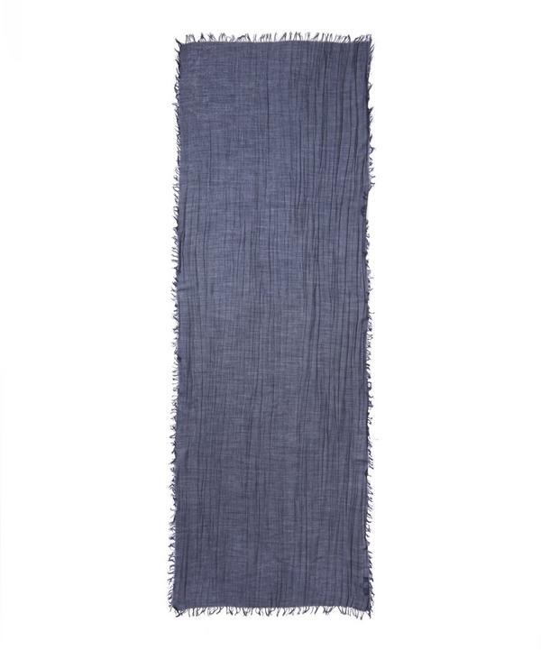 Cashmere Cotton Scarf