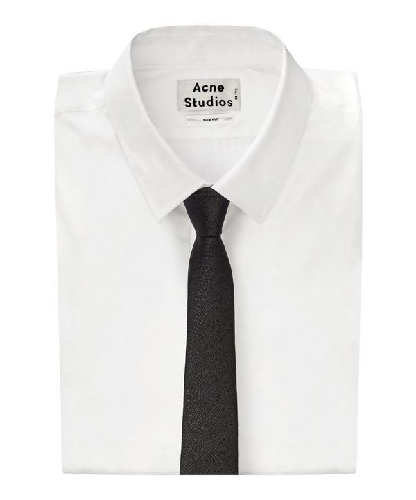 Jacquard Textured Tie