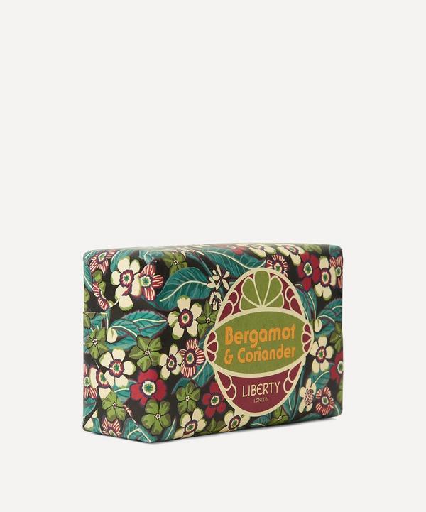 Bergamot and Coriander Scented Soap