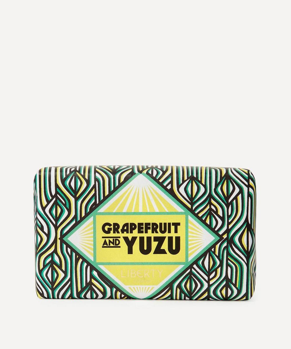 Yuzu and Grapefruit Scented Soap