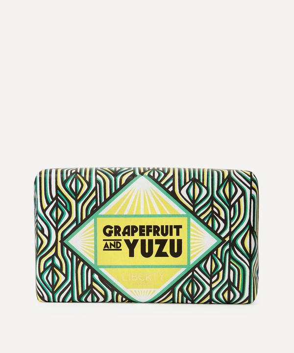 Yuzu and Grapefruit Scented Soap
