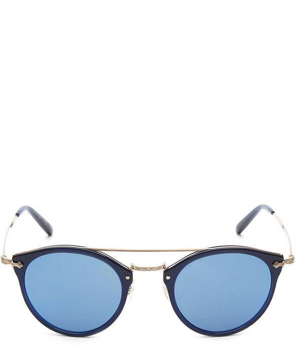 Remick Aviator Sunglasses