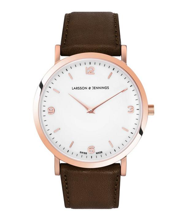 Lugano 38mm Watch