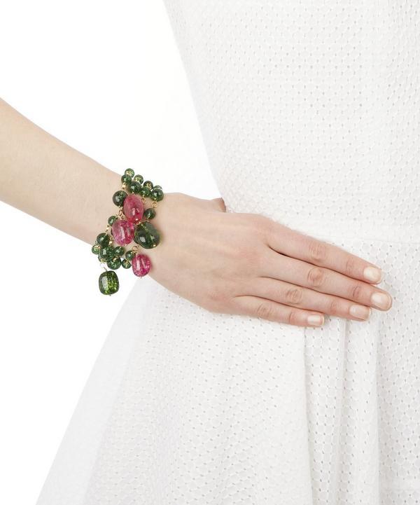 Kiwi Multilayer Bracelet