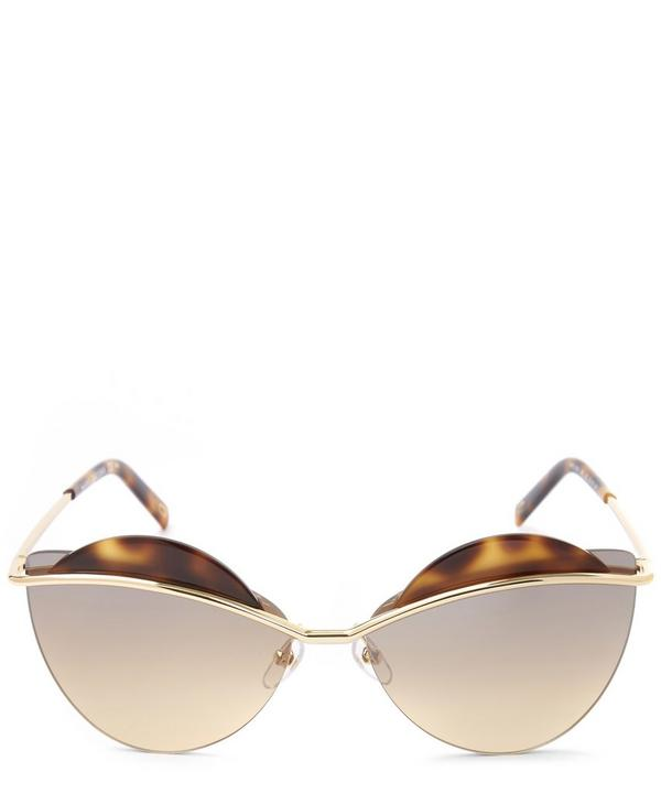 MARC104S Cat Eye Sunglasses