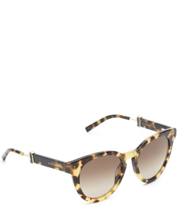 Spotted Havana Sunglasses