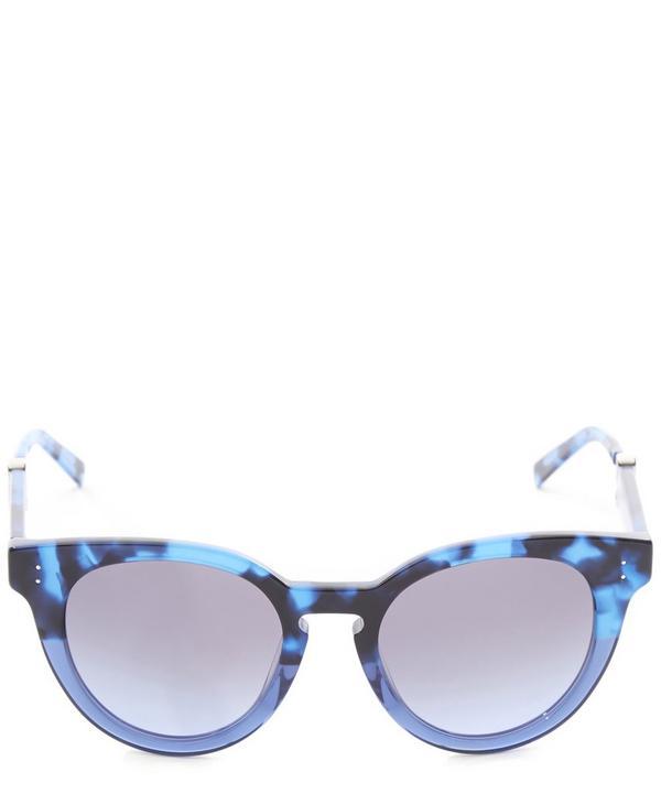 Spotted Havana Sunglasses