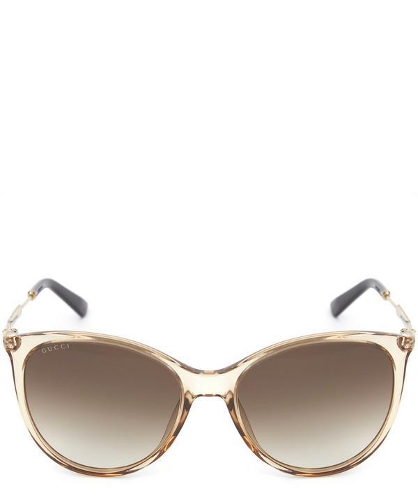 GG3866S Cat Eye Sunglasses