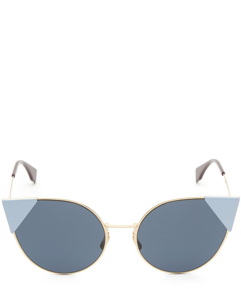 0190 Cat Eye Sunglasses