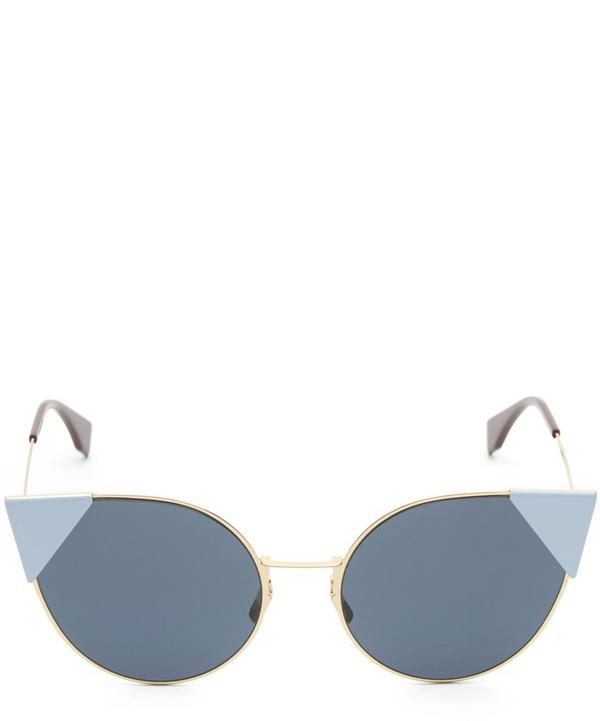 0190 Cat Eye Sunglasses