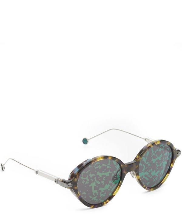 Umbrage Round Havana Sunglasses