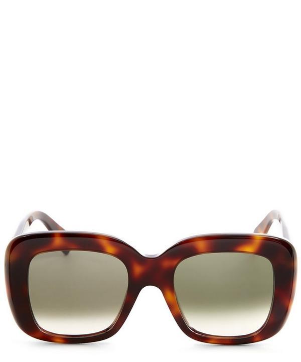 Bold Square Sunglasses