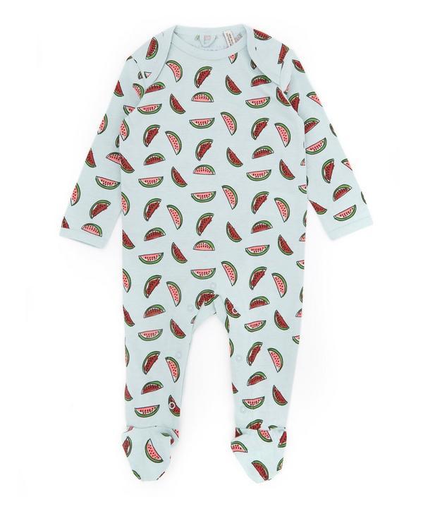 Rufus Watermelon Babygrow
