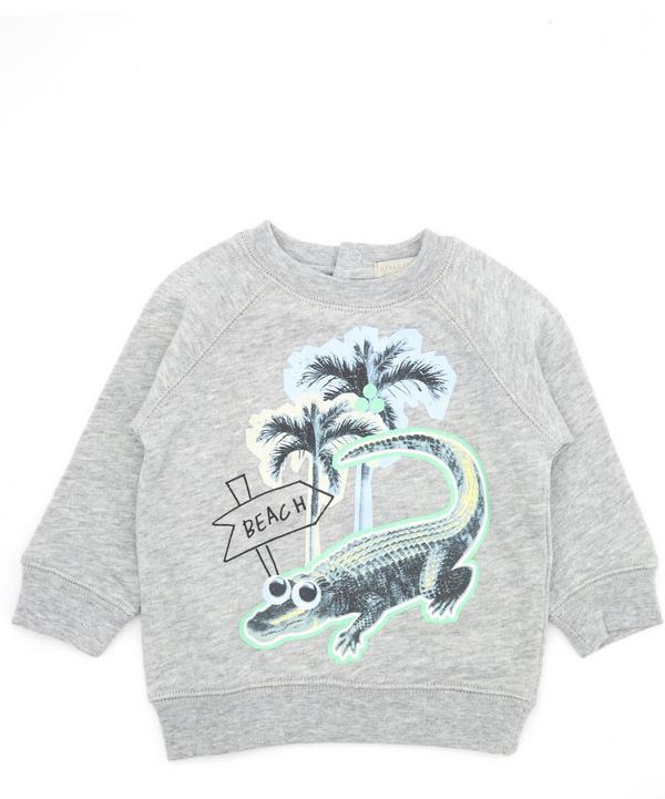 Billy Crocodile Sweatshirt