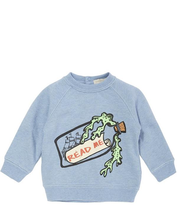 Billy Sea Sweatshirt