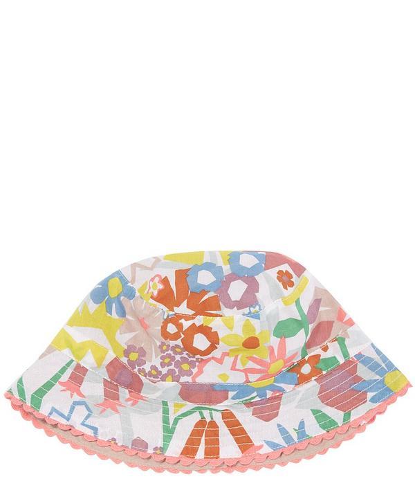 Floral Dolores Hat