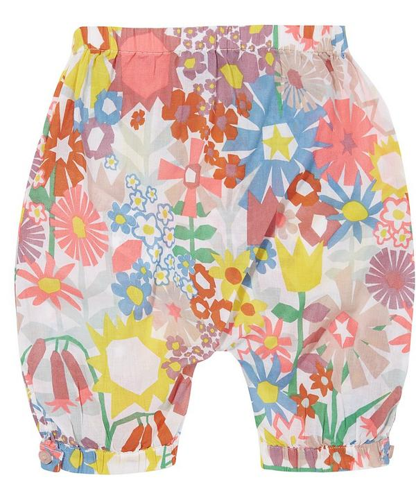 Floral Drew Trousers