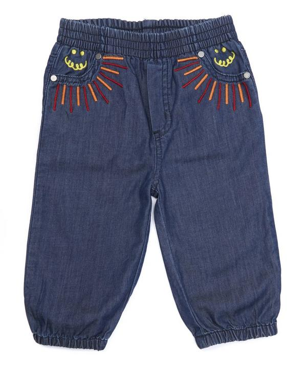 Kids Pipkin Denim Trousers