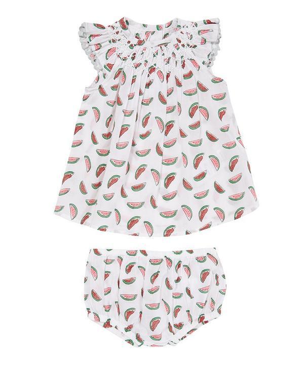Watermelon Sage Dress