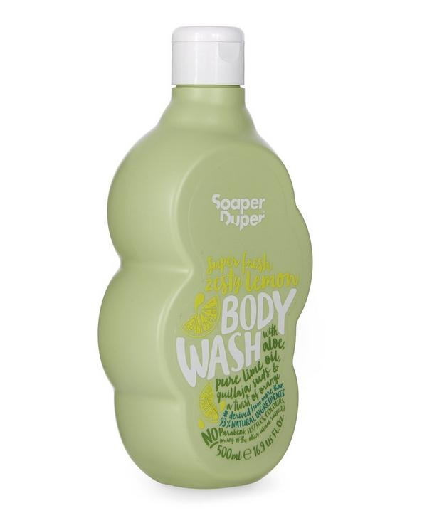 Zesty Lemon Body Wash 500ml