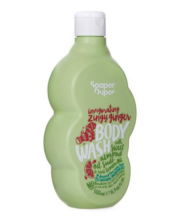 Zingy Ginger Body Wash 500ml