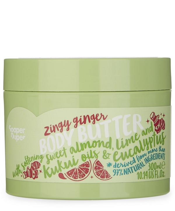 Zingy Ginger Body Butter 300ml