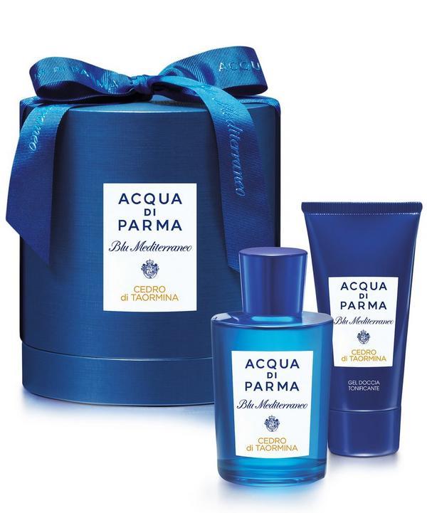 Blu Mediterraneo Cedro di Taormina Gift Set