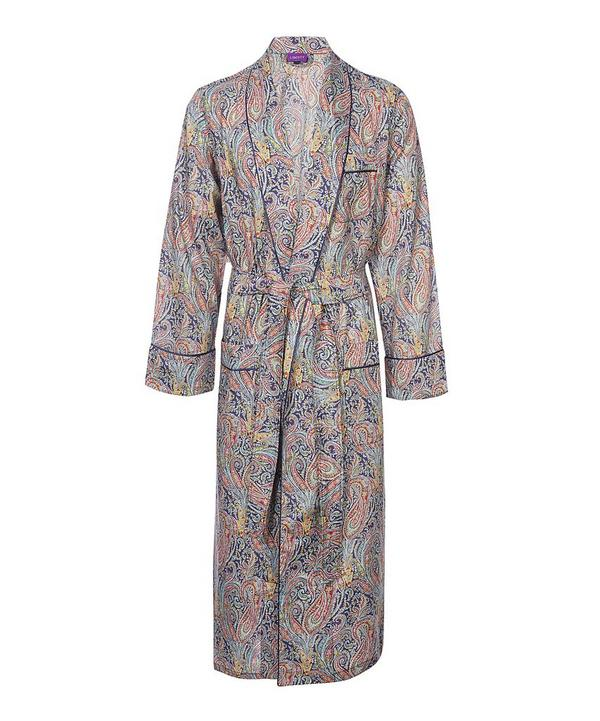 Felix and Isabelle Long Cotton Robe