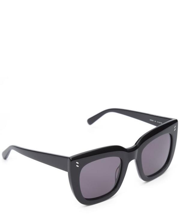 Chunky Geometric Sunglasses