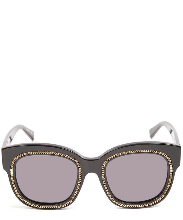 Chain Detail Sunglasses