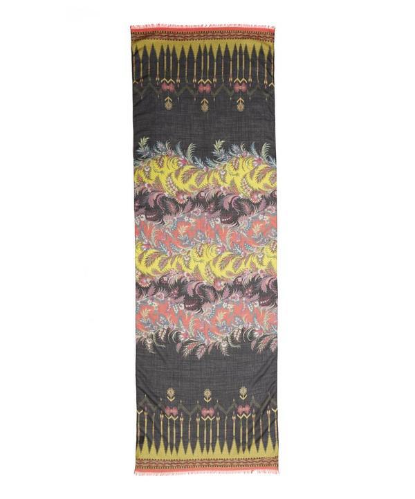 Aztec Pattern Scarf