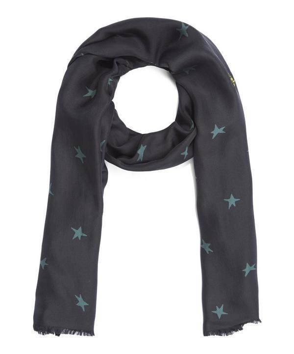 Star Spangled Scarf