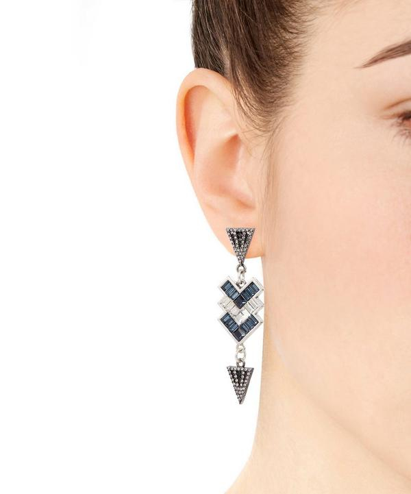 Lola Deco Suspended Earrings