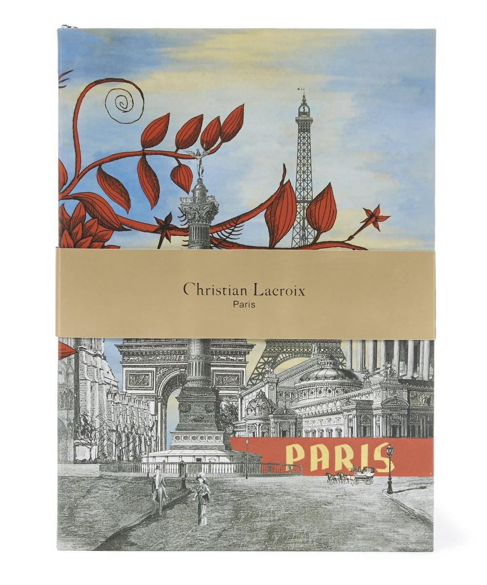 Paris A5 Notebook
