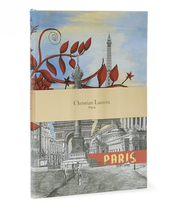 Paris A5 Notebook
